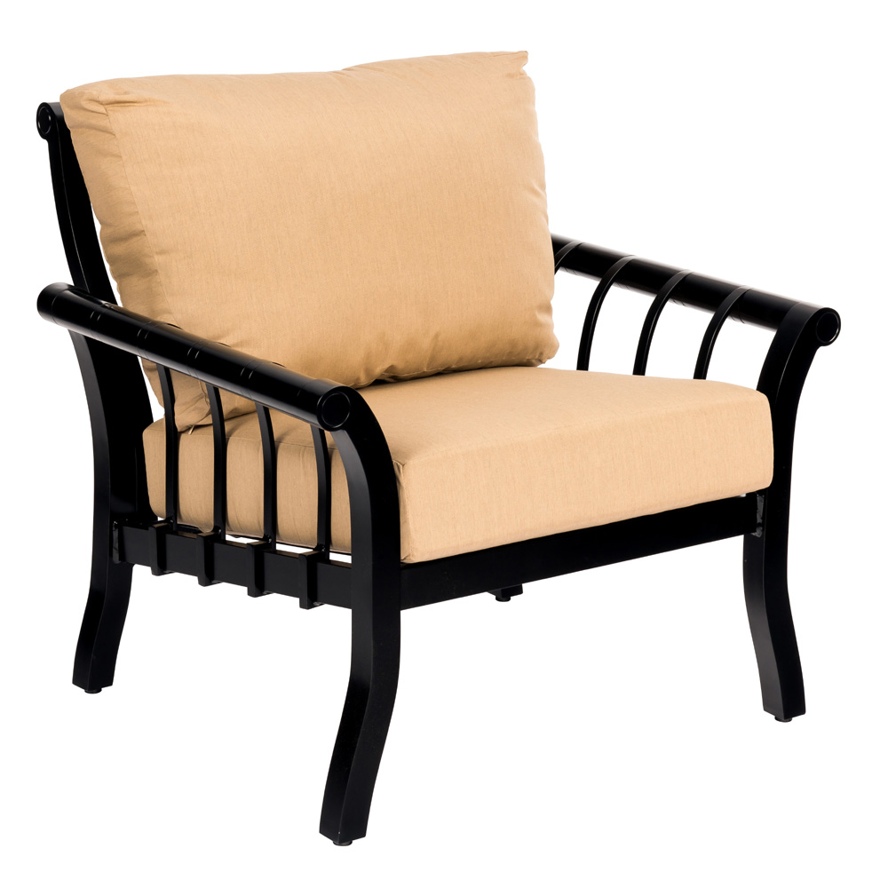 Woodard Rhyss Lounge Chair - 7Y0406