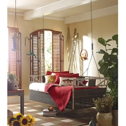 Woodard River Run Sleeping Porch Swing - S545815
