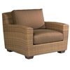 Woodard Saddleback Lounge Chair - S523011