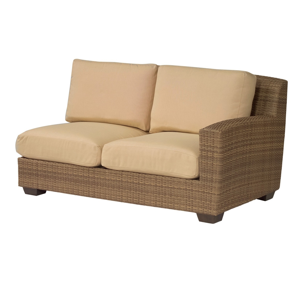 Woodard Saddleback Right Arm Facing Loveseat - S523021R