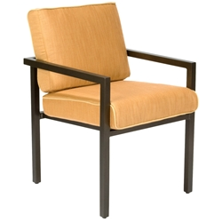Woodard Salona Dining Arm Chair - 3Z0401