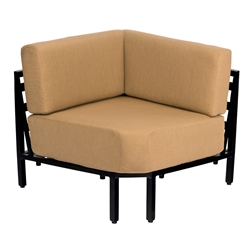 Woodard Salona Corner Sectional Chair - 3Z0460
