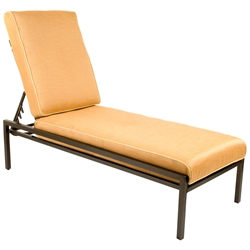 Woodard Salona Adjustable Chaise Lounge - 3Z0470