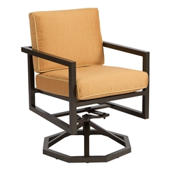 Woodard Salona Swivel Rocker - 3Z0472