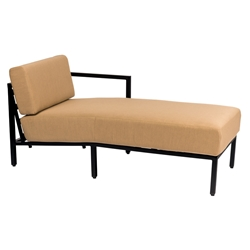 Woodard Salona RAF Chaise Sectional Unit - 3Z0773