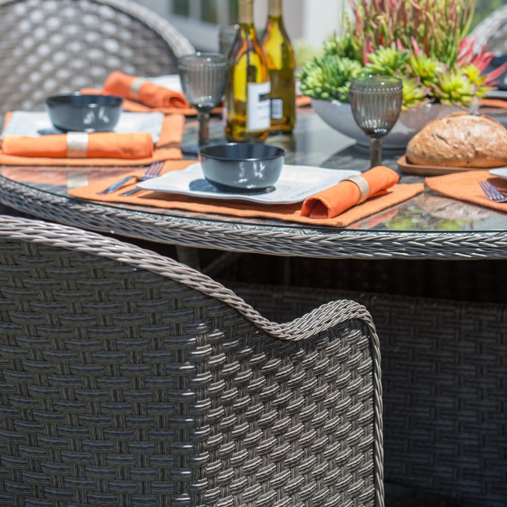 Outdoor Patio Furniture Savannah Ga: Woodard Savannah Dining Arm Chair