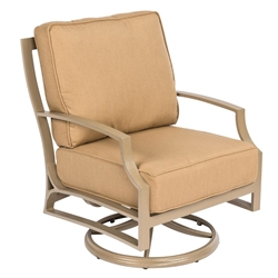 Woodard Seal Cove Swivel Lounge Chair - 1X0477