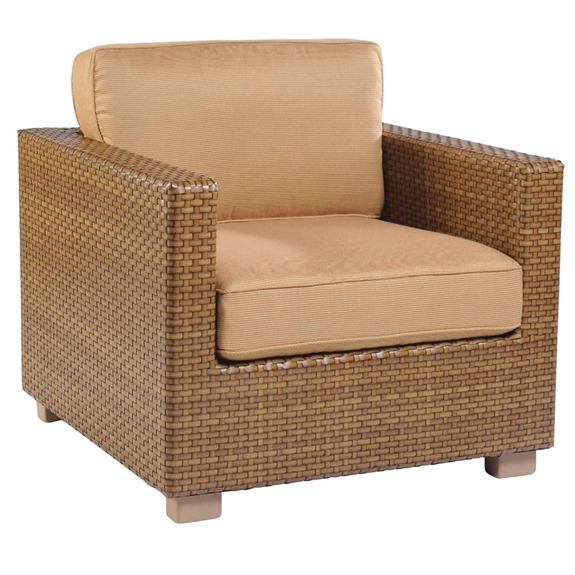 Woodard Sedona Lounge Chair - S631001