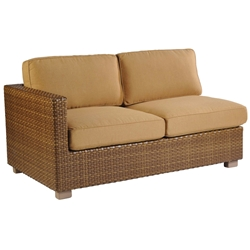 Woodard Sedona Left Arm Facing Loveseat - S631031L