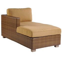 Woodard Sedona Left Arm Facing Chaise - S631041L