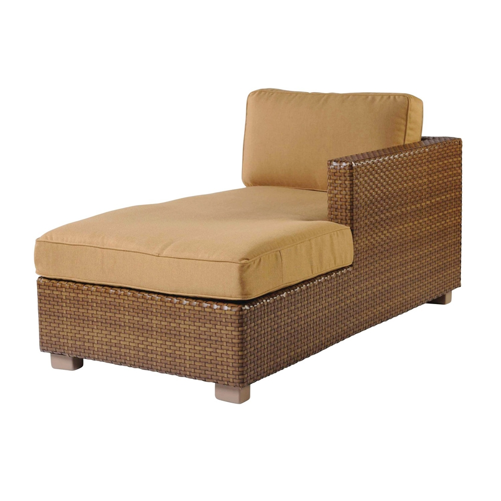 Woodard Sedona Right Arm Facing Chaise - S631041R