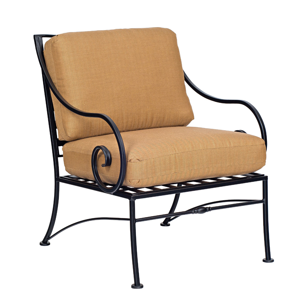 Woodard Sheffield Lounge Chair - 3C0006