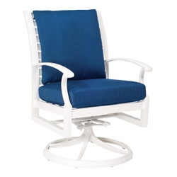 Woodard Sheridan Swivel Rocker - 9N0472