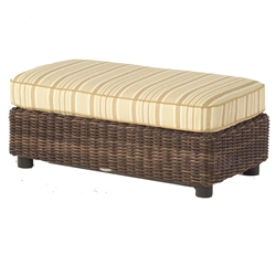 Woodard Sonoma Ottoman and a Half - S561007