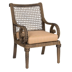 Woodard South Shore Dining Arm Chair - 640001V