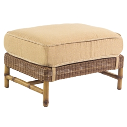 Woodard South Terrace Ottoman - S610005