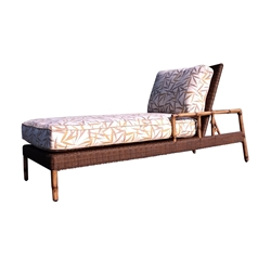 Woodard South Terrace Chaise Lounge - S610041