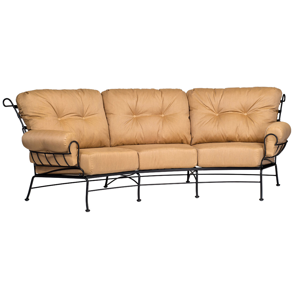 Woodard Terrace Crescent Sofa - 790064