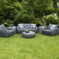 Woodard Trident Wicker Outdoor Furniture