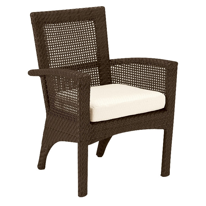 Woodard Trinidad Dining Arm Chair - 6U0001J