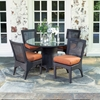 Woodard Trinidad 5 Piece Patio Dining Set - WC-TRINIDAD-SET1