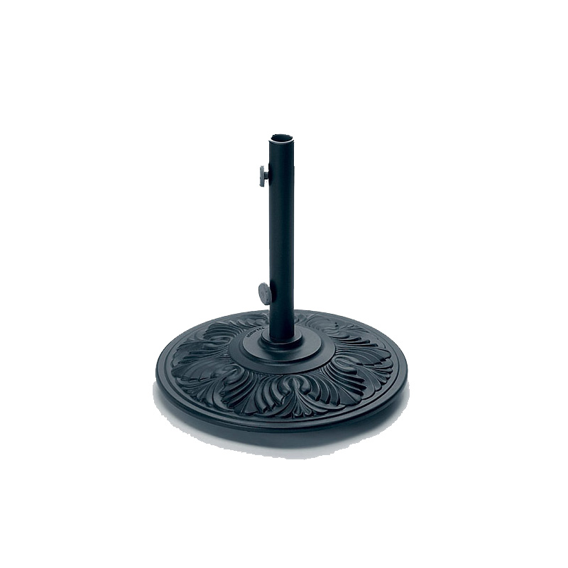 Woodard 21 Inch Cast Aluminum Umbrella Base - 76C721