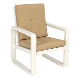 Woodard Vale Dining Arm Chair - 7D0401