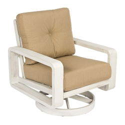 Woodard Vale Swivel Lounge Chair - 7D0477