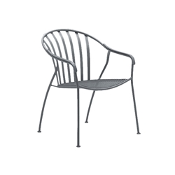 Woodard Valencia Barrel Dining Chair - 310001