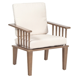 Woodard Van Dyke Dining Arm Chair - 1F0401