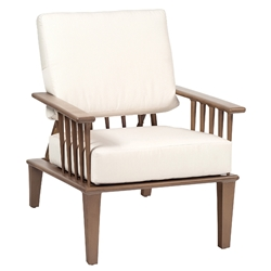 Woodard Van Dyke Morris Chair - 1F0458