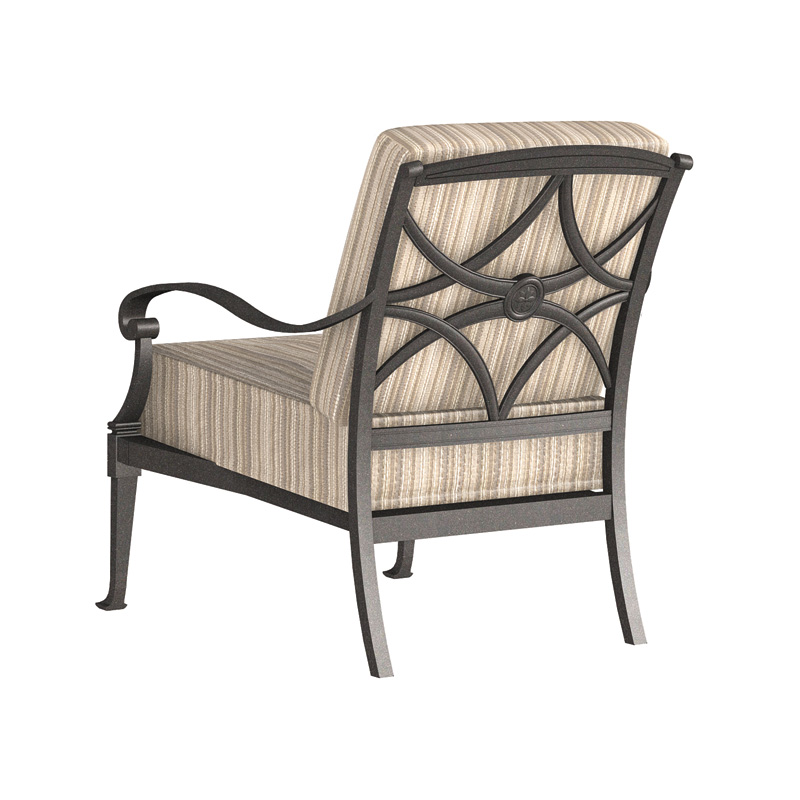 Woodard Wiltshire Lounge Chair 4q0406