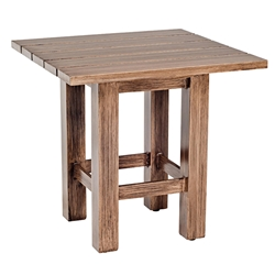 Woodard Woodlands End Table - 2Q22BT