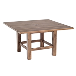 Woodard Woodlands Square Coffee Table - 2Q35BT