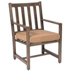 Woodard Woodlands Dining Arm Chair - 4H0401SB
