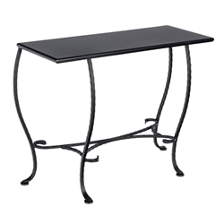 Woodard Wrought Iron Sofa Table - 190232