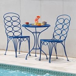 Woodard Wrought Iron Dining