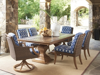 Tommy Bahama Harbor Isle Furniture Collection